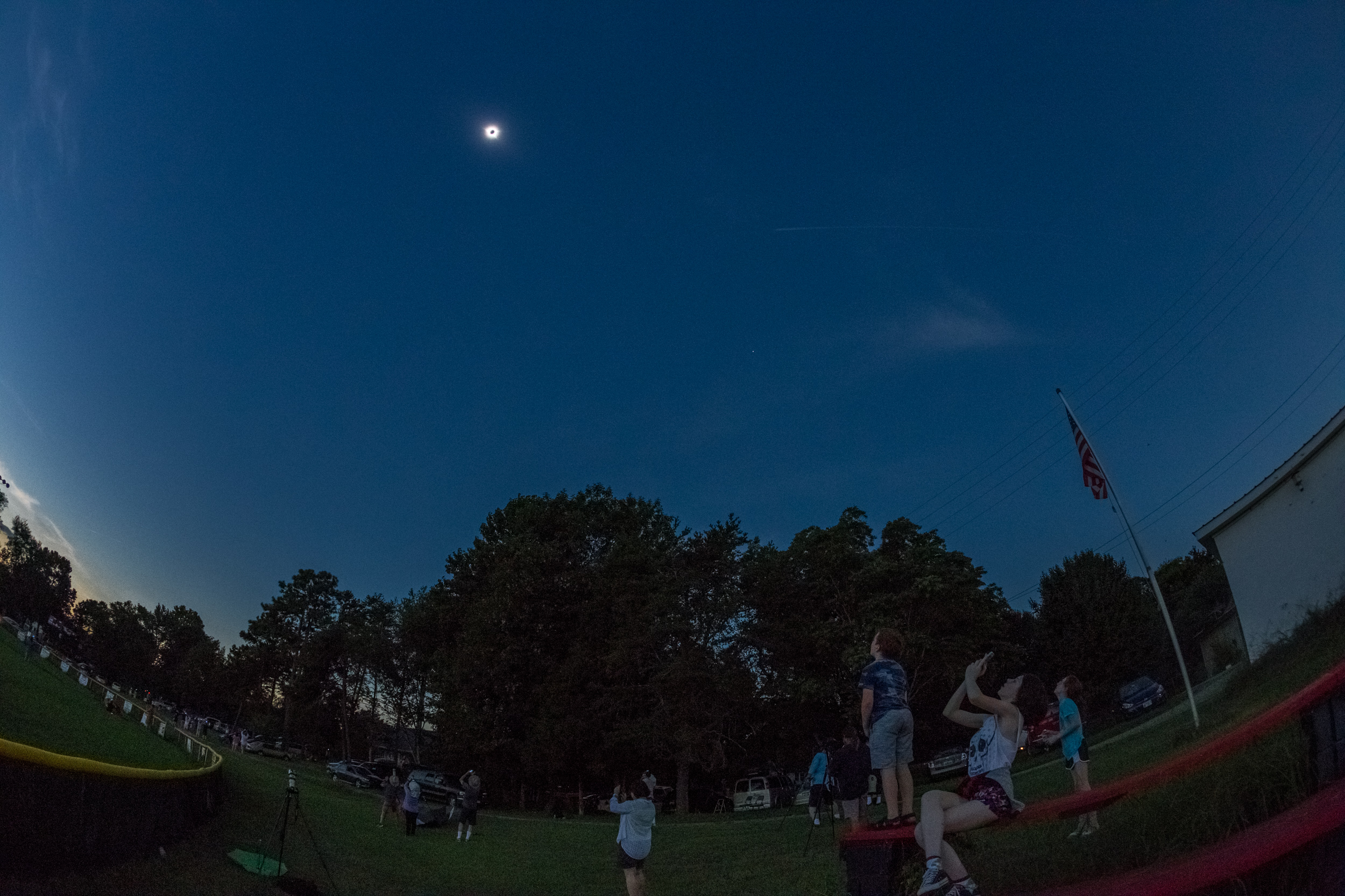 Spring City Tn Total Eclipse