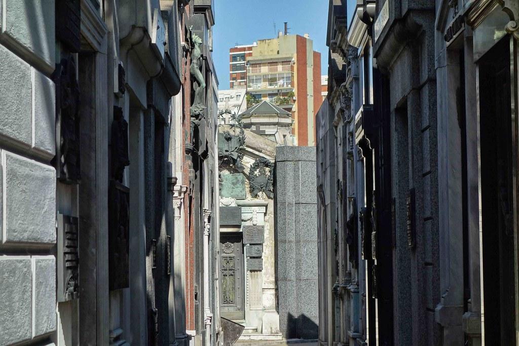 Buenos Aires - Recoleta - Cementerio 2