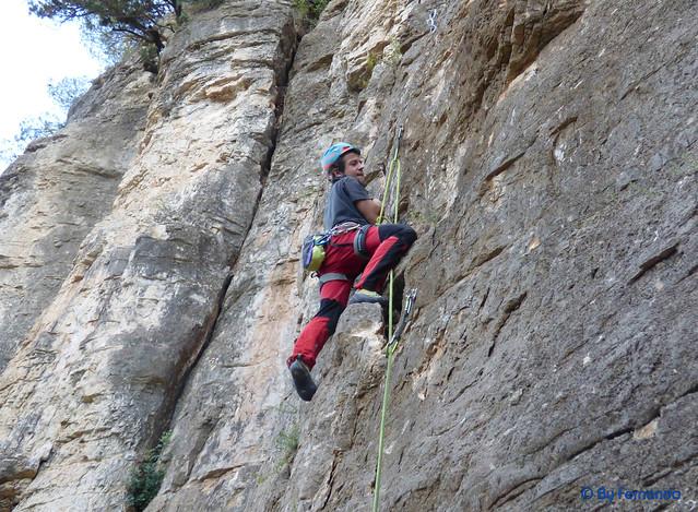 Antonio Serra - Antípodas, 6a -02- Les Casetes d'en Muntaner, Sector Casetes Est, Subsector Antípodas (11-09-2017)