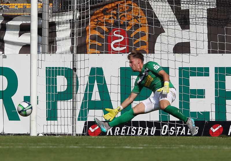 26.8.2017  VfR Aalen vs. FC Rot-Weiss Erfurt  1-1, Foto: Frank Steinhorst-Pressefoto