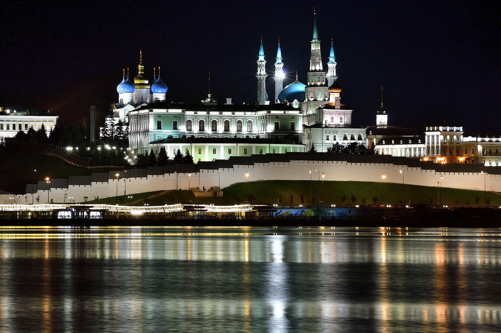 Казанский кремль - Kazan Kremlin