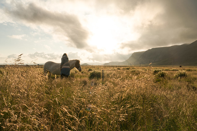 Hvolsvöllur - Iceland