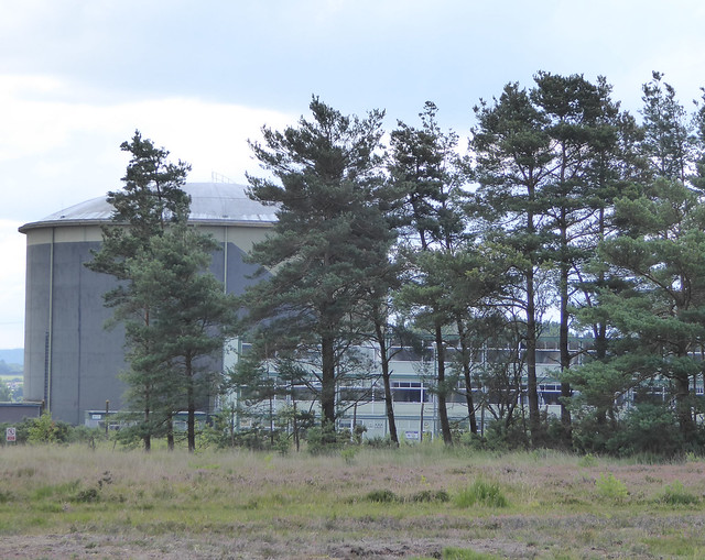 Nuclear research centre Winfrith Heath