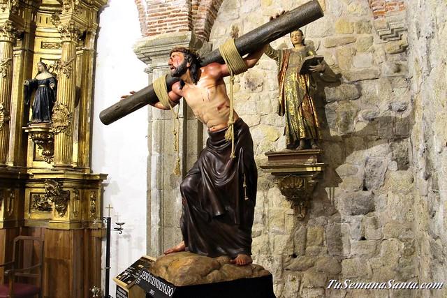 Exaltación a la Cruz Jesús Condenado