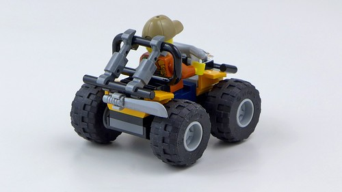 LEGO City Jungle 30355 Jungle ATV 15
