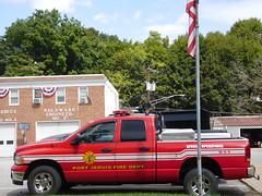 City of Port Jervis Fire, Port Jervis, New York