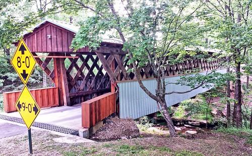 Easley Covered Bridge- Blount County AL (4)