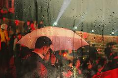 Rain Experiment N°5