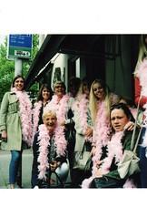 foto-estafette mooi roze Misja