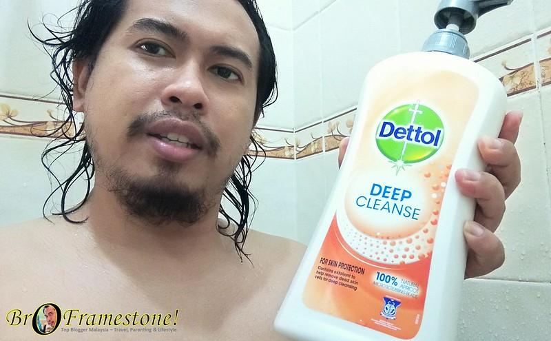 Dettol Deep Cleanses