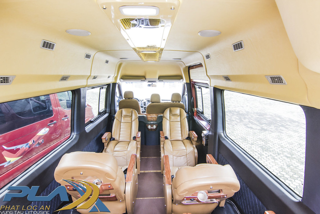 20/09 PLA Vũng Tàu Limousine triển khai hệ thống xe mới 100%