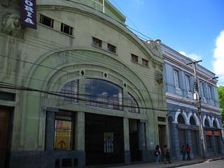 Teatro Victoria y diario La Prensa 2009
