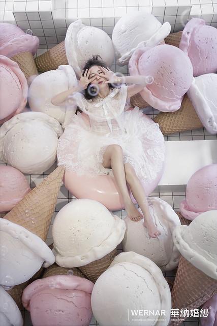 婚紗,婚紗照,婚紗攝影,Wedding photos,台中婚紗,桃園婚紗,婚紗推薦,自主婚紗,冰淇淋店,塔拉朵,中部婚紗外拍景點