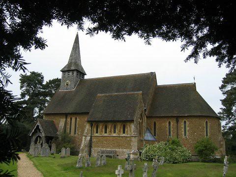 st peters church hascombe