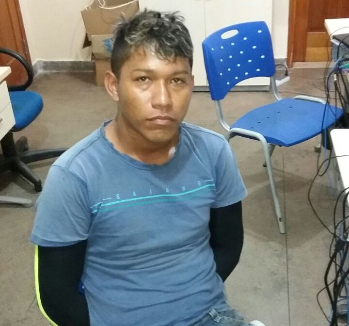 Polícia em Santarém prende 'soldado do tráfico' ligado ao Comando Vermelho, Ivaldo Júnior Calandrini Muniz