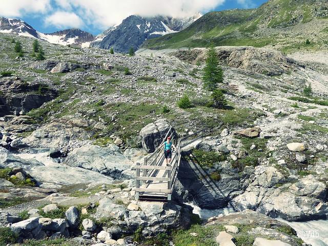 Gletscherweg Sulden