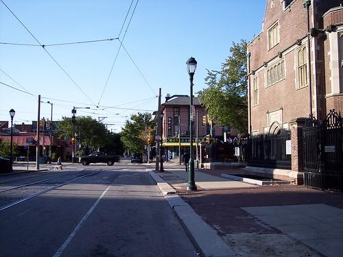 Spruce St - 40th St