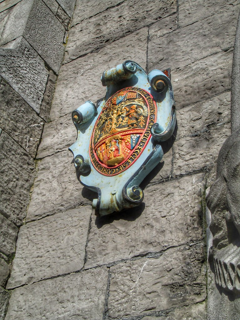 St Patricks Cathedral Dublin crest