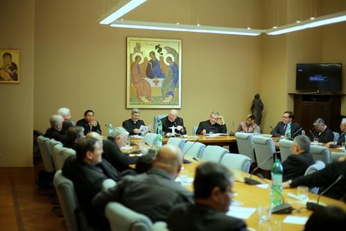 ad limina visit Ecuadorian Episcopal Conferenece