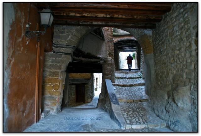 Portal del Pedró, Àger (la Noguera)