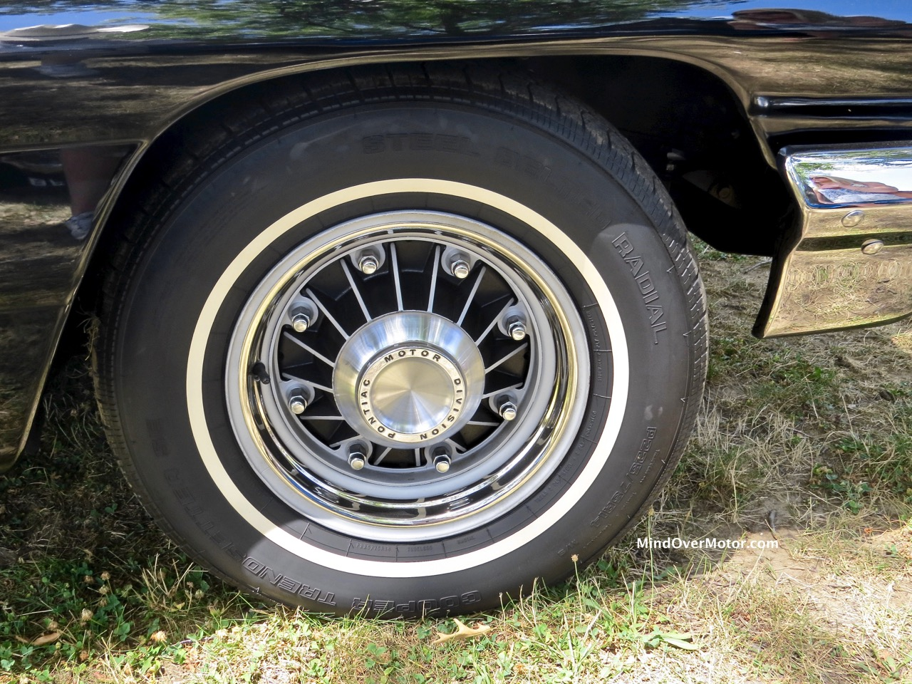 1962 Grand Prix SD Wheel