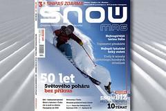 SNOW 103 + 3x skipas zdarma: první posel zimy