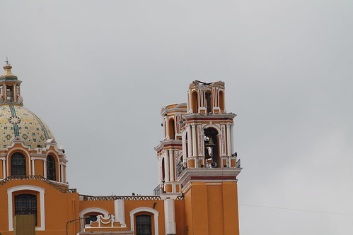 Architecure from Puebla