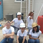 23487365778 Stillman School of Business Partners on Habitat for Humanity Project