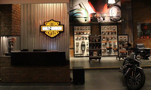 Harley-Davidson-Concept-Store-Kolhapur-India