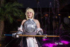 Saber - Anime Los Angeles 2017