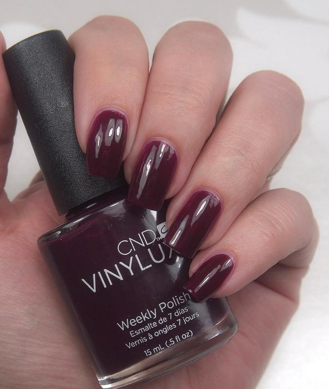 CND Vinylux Berry Boudoir