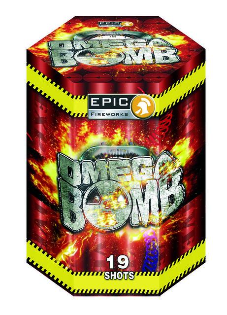 Omega Bomb 19 Shot SIB #EpicFireworks