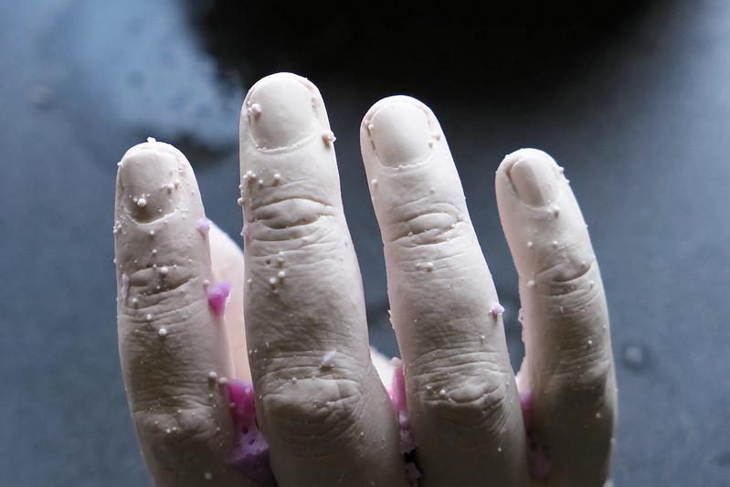 Casting My Hand
