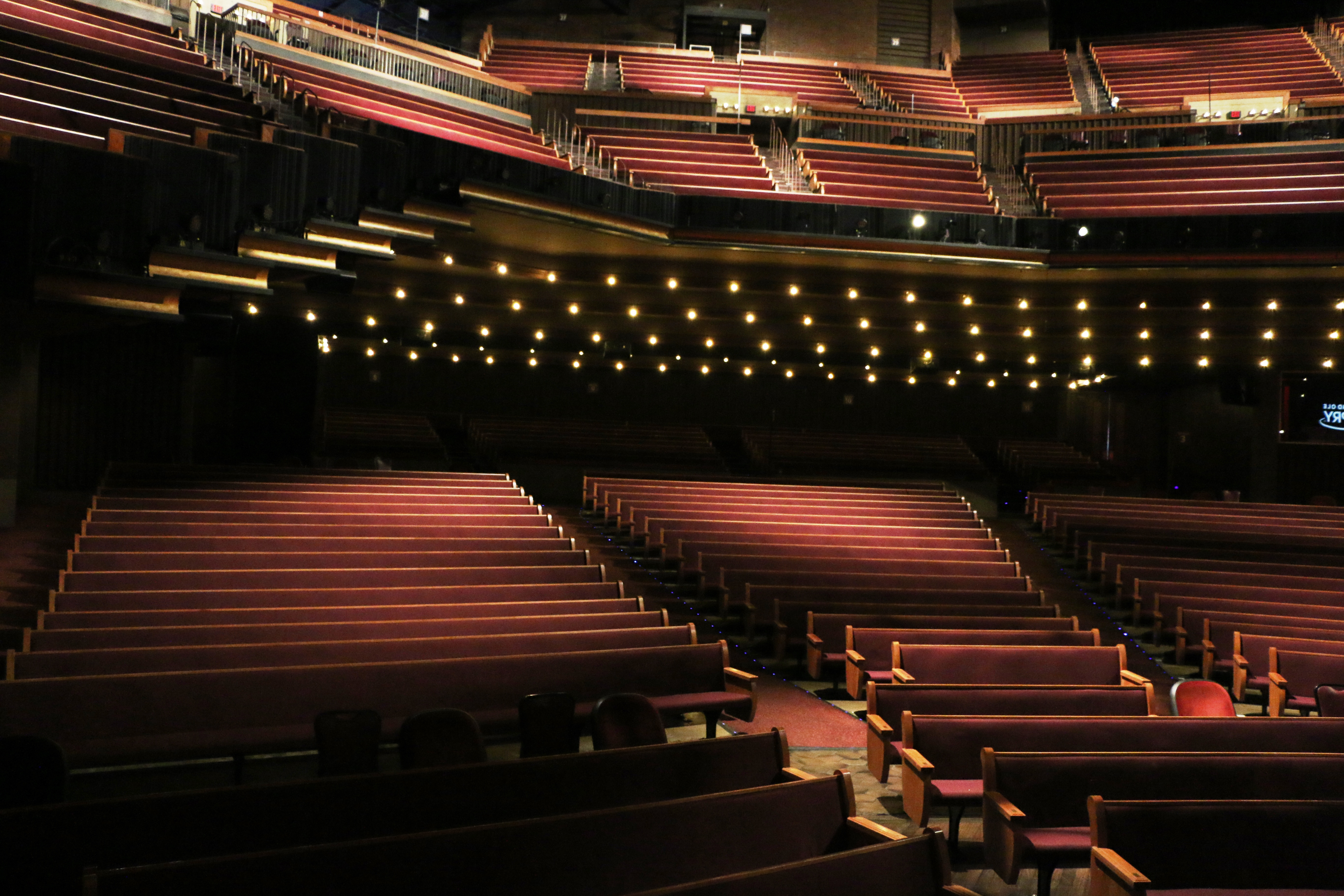 Enjoy the legendary Grand Ole Opry where many greats have taken the stage!