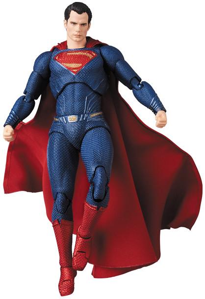 強勢回歸!!MAFEX 正義聯盟【超人】Justice League Superman