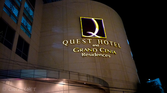 SALE ALERT: Quest Hotel offers Loads of Relaxation, Pampering and MORE for it's 3-Day Anniversary Sale!