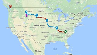 Yellowstone Route