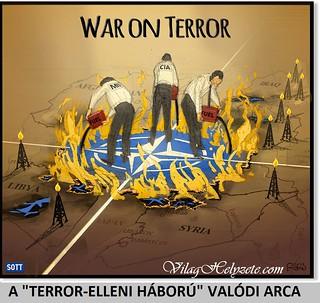 War on Terror Reality