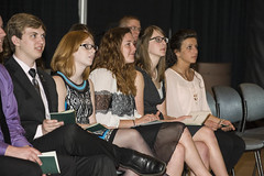 15355 Jane Koester, Honors Program Graduation Ceremony 4-30-15