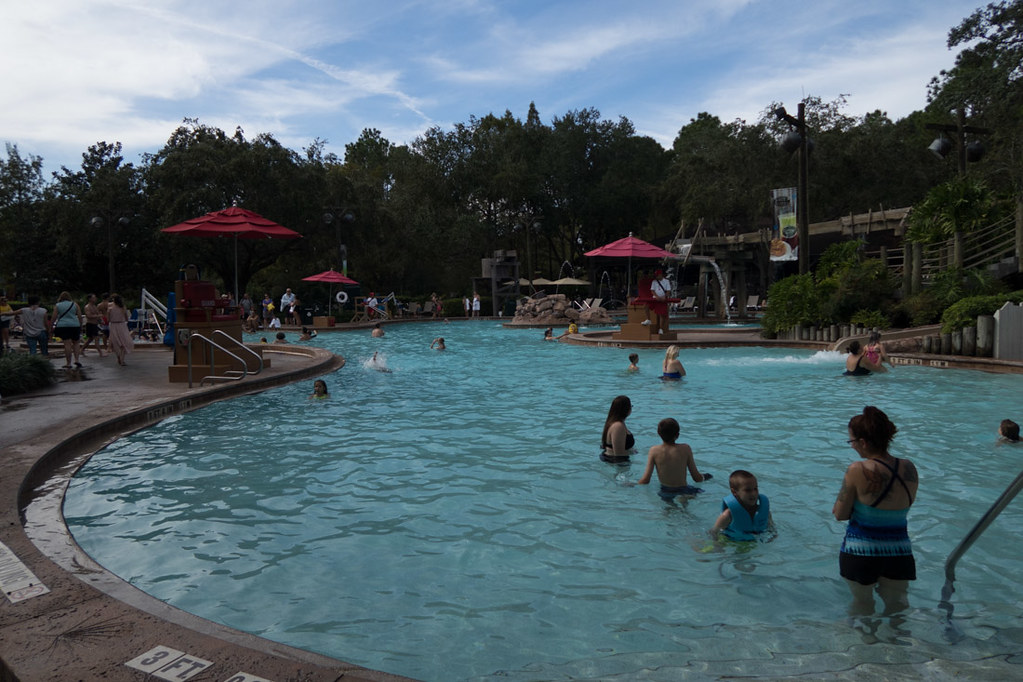 Pool at Port Orleans Riverside