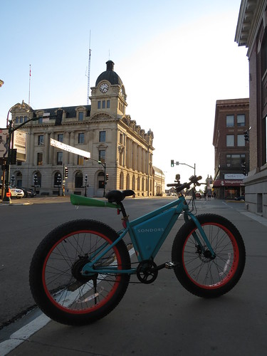 Moose Jaw in August