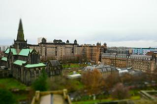 Glasgow Enmaquetada