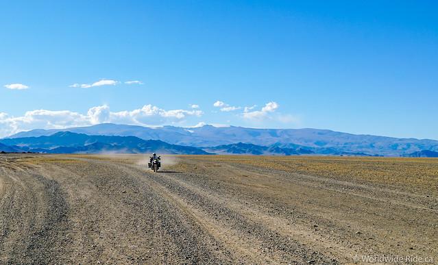 Mongolia Uglii to Khvod-18