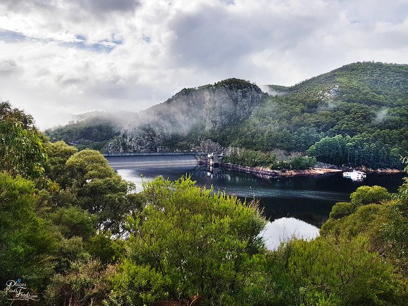 tasmania cethana dam