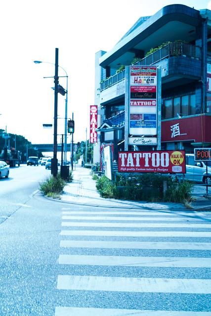 ゲート通り。コザ Koza, Okinawa, 08 Aug 2017 -00135