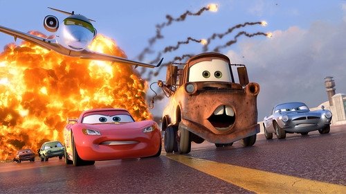 Cars 2 - screenshot 9