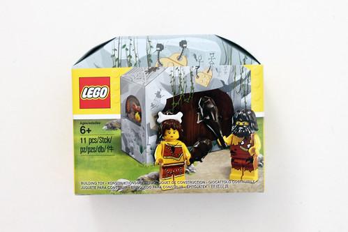 LEGO Iconic Cave Caveman & Cavewoman (5004936)