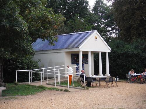 The Kiosk at Wanstead Park