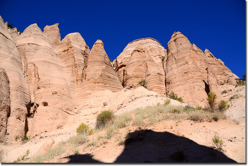 Unusual rock formations along the Slot Canyon Trail (11)
