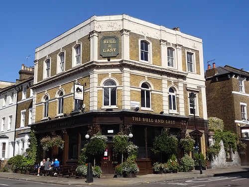 Bull & Last, Gospel Oak, London NW5